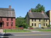 Joseph Webb And Isaac Stevens Houses