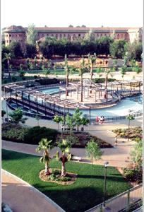 Juan Carlos I Gardens - Cordoba