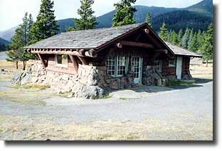 Junior Ranger - Madison Information Station - Yellowstone - Wyom