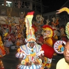 Junkanoo Celebration In Bahamas