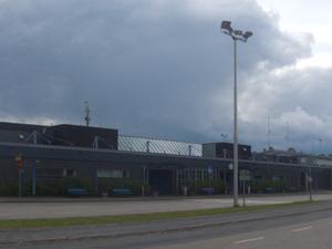 Jyvaskyla Aeropuerto