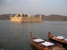 View Of Jalmahal