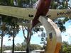 Jandokot  Memorial To  The  Sugar  Bird  Lady
