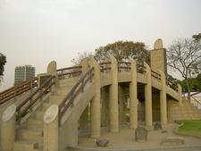 Memorial In The Campo De Marte