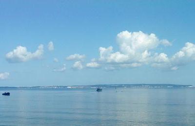 Jasmund Peninsula From Southeast