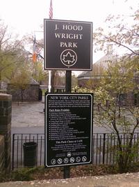 Jay Hood Wright Park