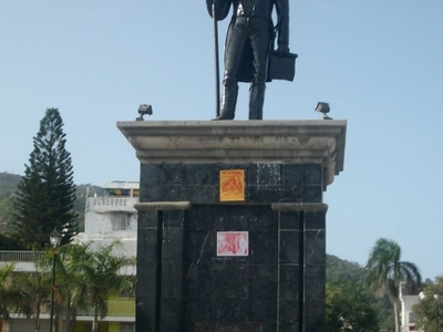 Jean   Jacques  Dessalines  Death And  Legacy Statue
