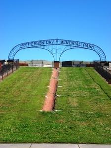 Jefferson Davis Memorial Park