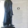 Jefferson Memorial With Declaration Preamble