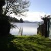 Jetty On Lake Rotoiti