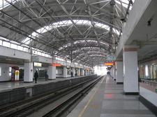 Jinshajiang Road Station