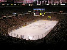 Inside Joe Louis Arena