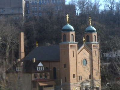 St John Chrysostom Byzantine Catholic Church
