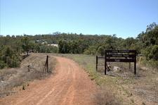 Western Entrance Of National Park