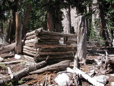 Cabin No. 4, Johnson Lake Mine