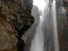 Johnston Canyon Upper Falls