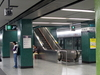 Jordan Station Platform