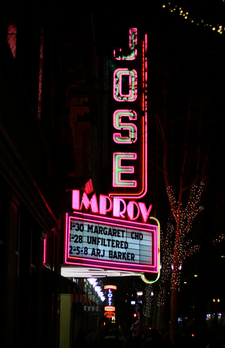 Jose Improv Theater