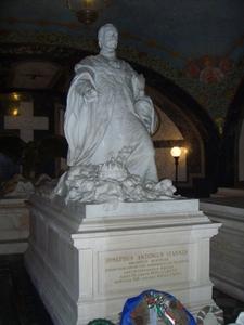 Tombstone Of Palatine Joseph