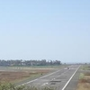 Juhu Aerodrome With Arabian Sea In Background