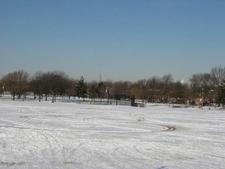 Juniper Valley Park In The Winter