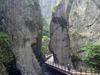 Juwangsan National Park Canyon