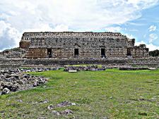 Kabah Mayan Ruins - Yucatán - Mexico