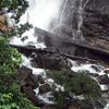 Kadambi Waterfalls At Kudremukh