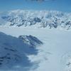 Kahiltna Glaciar
