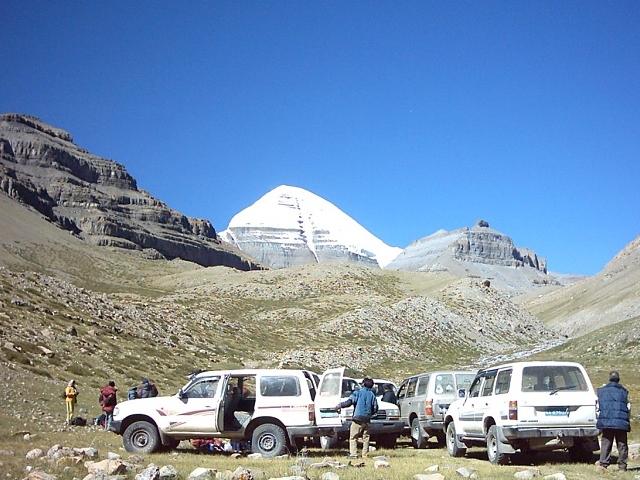 Mount Kailash Mansarovar Yatra Photos