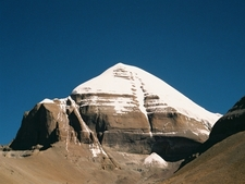 The South Face Of Mount Kailash