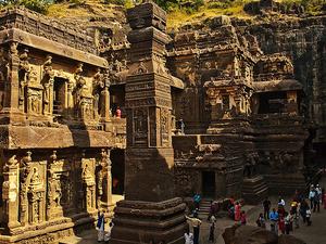 Mumbai Ajanta Ellora Photos
