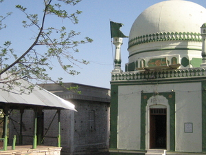 Tomb Calendário Xá