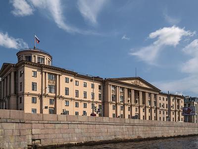 Kalininsky District Administration Building