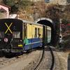 Kalka Shimla Railway At Solan Station