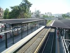 Kallithea Metro Station