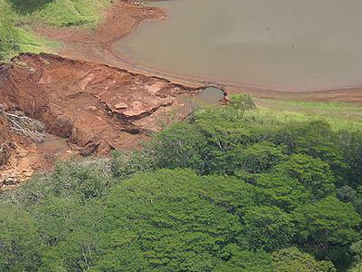 Ka Loko Dam