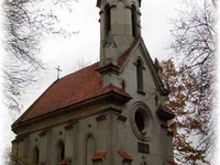 Kamionce's Cemetery Chapel