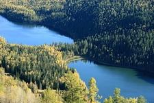 Kanas Dual Lakes