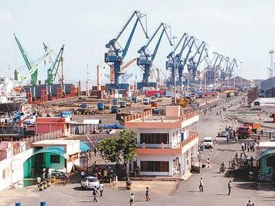 Kandla Port