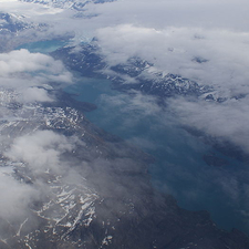Kangaamiut Kangerluarsuat Fjord