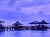 Kenjeran Beach Pier - East Java ID