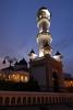 Kapitan Keling Mosque At Night