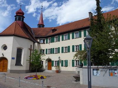 Kapuzinerkloster, Landeck , Austria