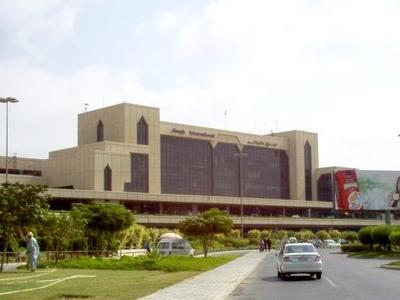 Karachi  Jinnah  Airport