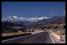 Karakoram Highway - Xinjiang