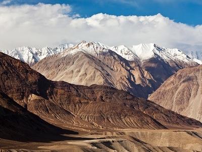 Karakoram Landscape Panaroma