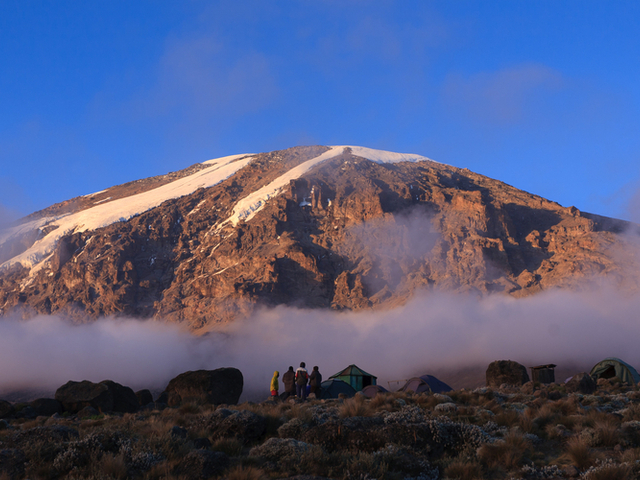 Kilimanjaro 7 Days Day Climb Machame Route Photos
