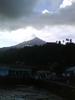 Mount Karangetang From Ulu Siau Harbour