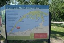 Karl Boyes Multi-Purpose Trail - Presque Isle State Park - Erie PA
